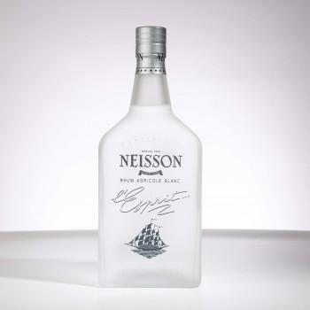 Rhum Neisson - Esprit - 70° - rhum blanc - Martinique