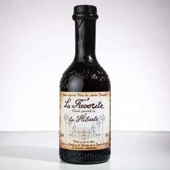 Rhum La Favorite - La Flibuste - 1993 - AOC - Martinique