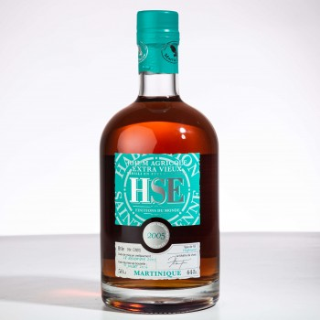 rhum HSE - Highland - single cask - Martinique