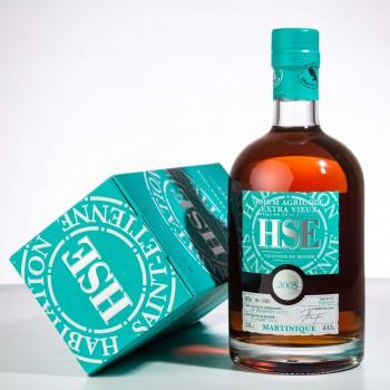 rhum hors d'âge HSE - Highland - single cask - Martinique