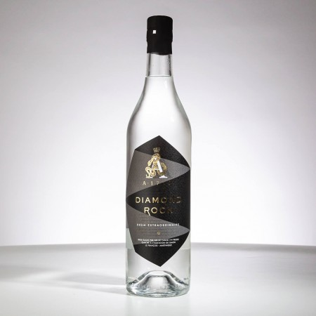 A1710 - Diamond Rock - Weisser Rum - 50° - 70cl