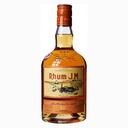 JM - Elevé sous bois - Goldener Rum - 50° - 70cl