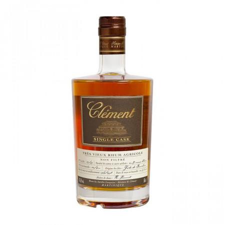 CLEMENT - Single Cask Canne Bleue - Extra Alter Rum - 41,5° - 50cl