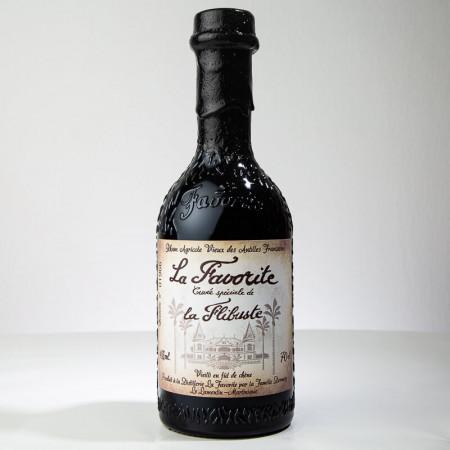 LA FAVORITE - La Flibuste - 1995 - Rhum hors d'âge - 40° - 70cl