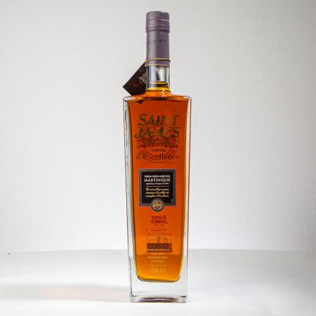 SAINT JAMES - Cuvée Excellence - Rhum vieux - 42° - 70cl