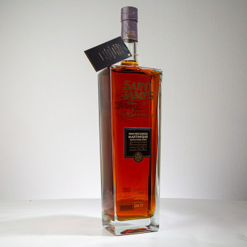 SAINT JAMES - Cuvée Excellence - Magnum - Rhum vieux - 42° - 175cl - martinique