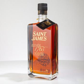 SAINT JAMES - Cuvée anniversaire 1765 - Rhum hors d'âge - 42° - 70cl