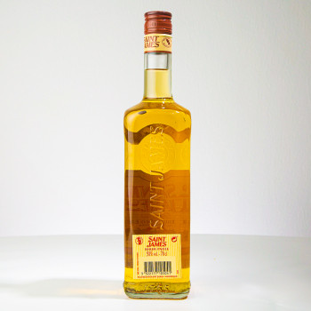 rhum SAINT JAMES - Rhum Paille - Rhum Ambré - 50° - 70cl - rhum martinique